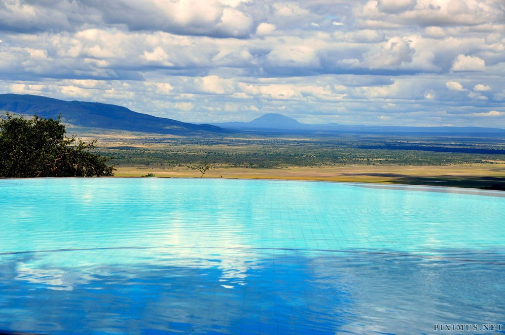 Astonishing Infinity Pools