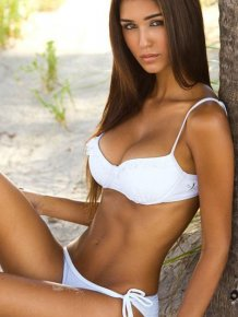 Gorgeous Ashley Sky