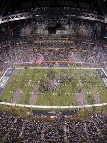 Sniper's Nest at Super Bowl