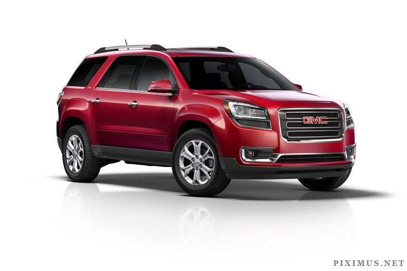GMC Acadia facelift