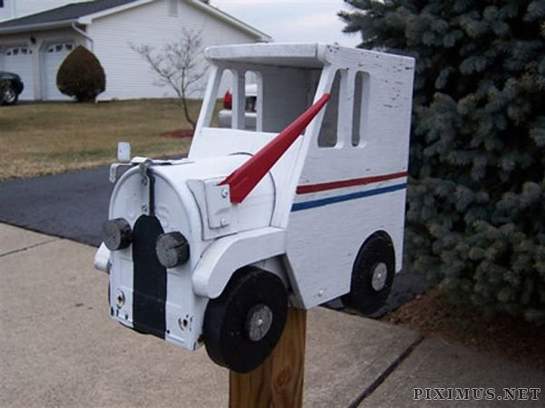 Memorable Mailboxes