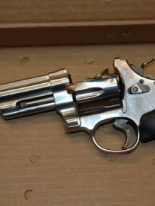 44 Magnum Demolished by Chinese Made Ammo