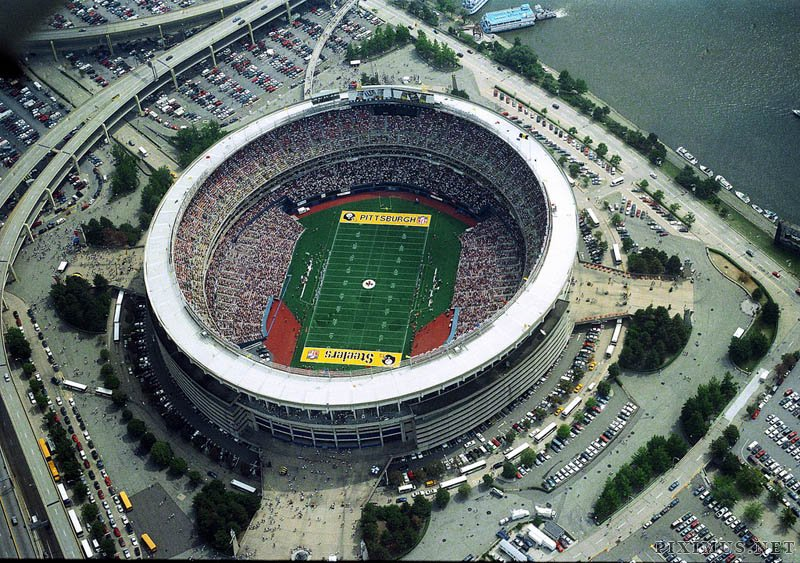 Stadium From Bird S Eye View Others