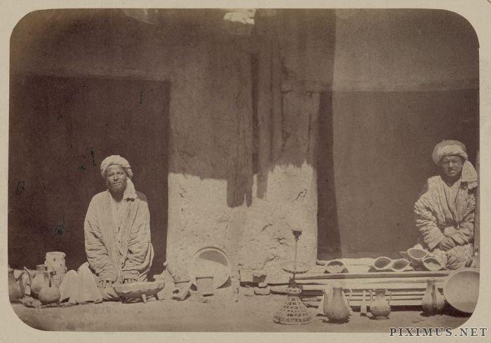 Historical Photos of Central Asia