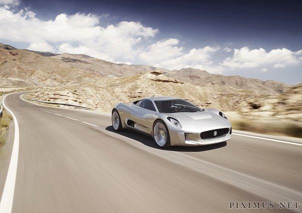Jaguar C-X75, Limited Edition