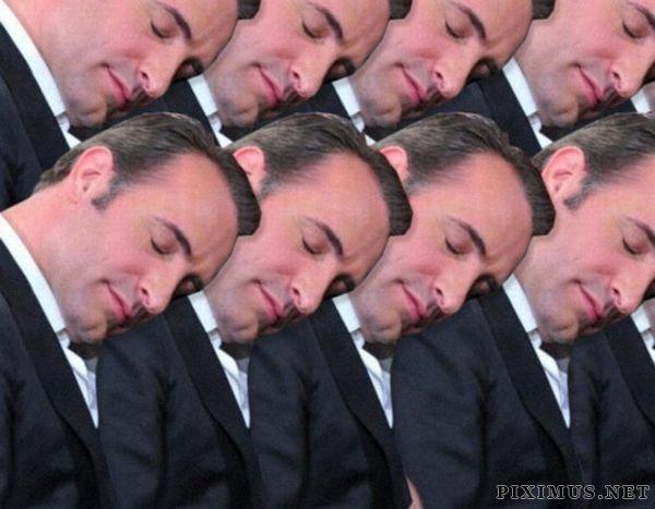 Jean Sleeping on People