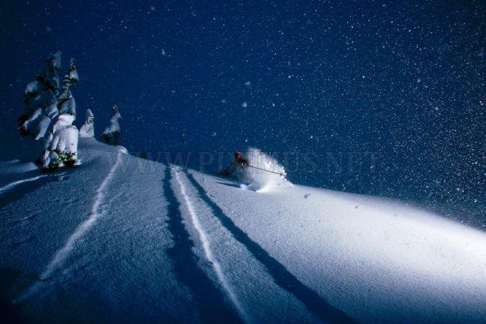 Epic Ski Moments