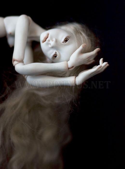 Scary Porcelain Children