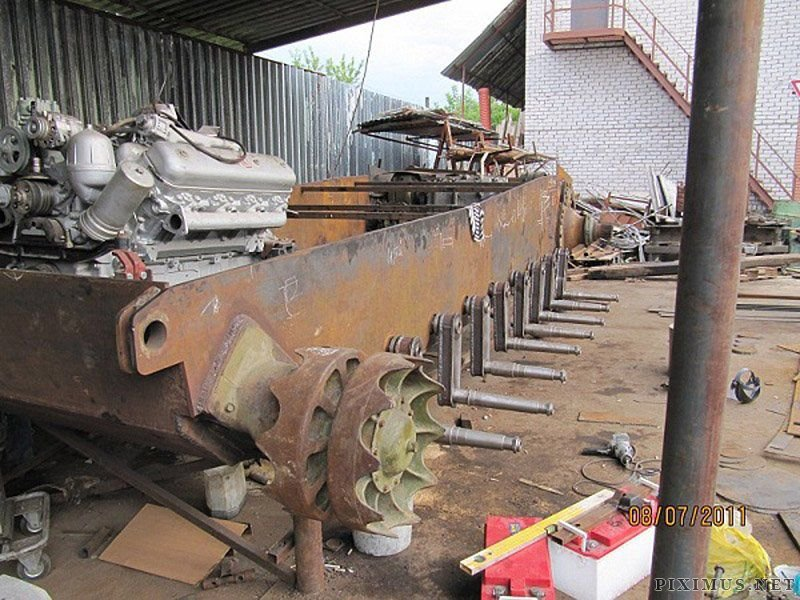 Handcrafted Tiger VI Tank Replica
