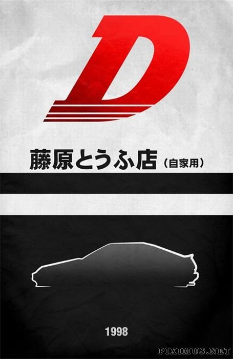 Movie Car Posters