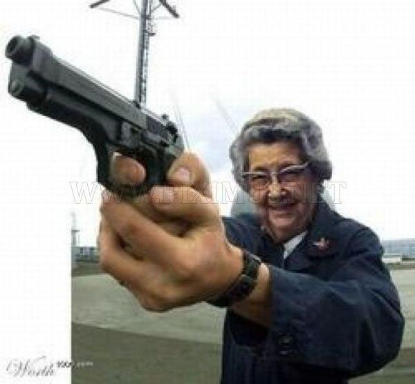 Grannies with Guns