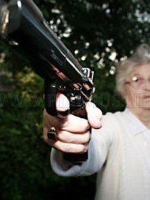 Grannies with Guns
