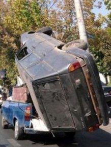 Road Fails
