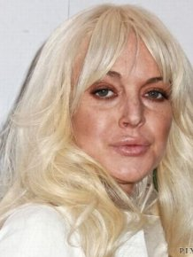 Lindsay Lohan Looks So Old
