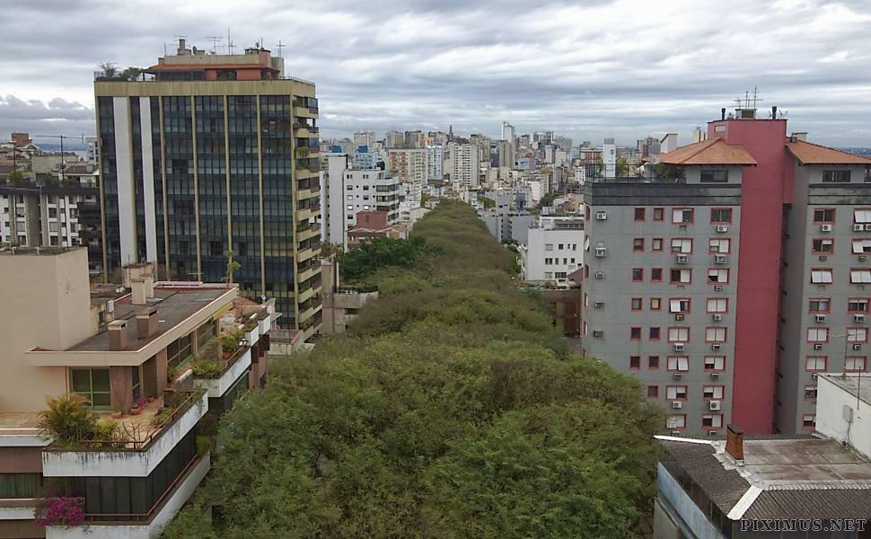 Green Street in Brazil