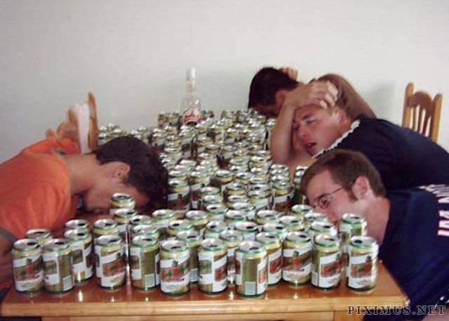 Don't Drink Too Much or This Could Be You