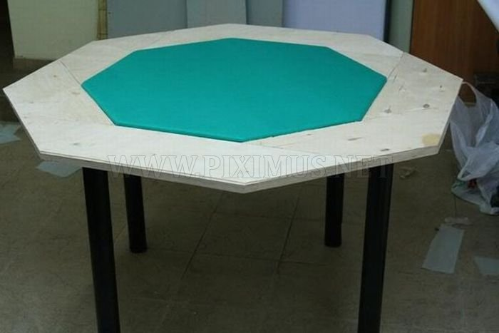 How to Build a Good Poker Table