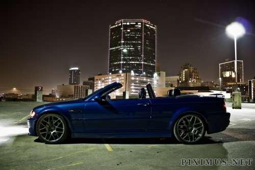 BMW M3, E46