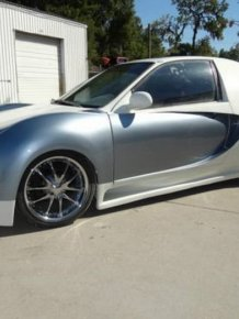 Bugatti Veyron from Honda Civic