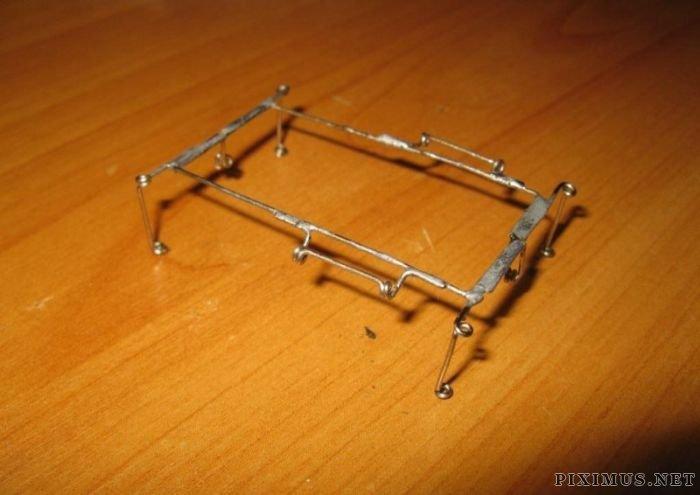 Handmade Wire Beetle