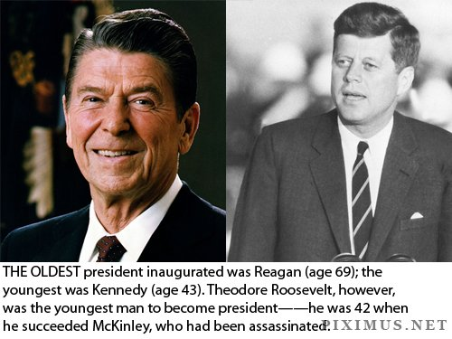 A few random facts about our USA Presidents