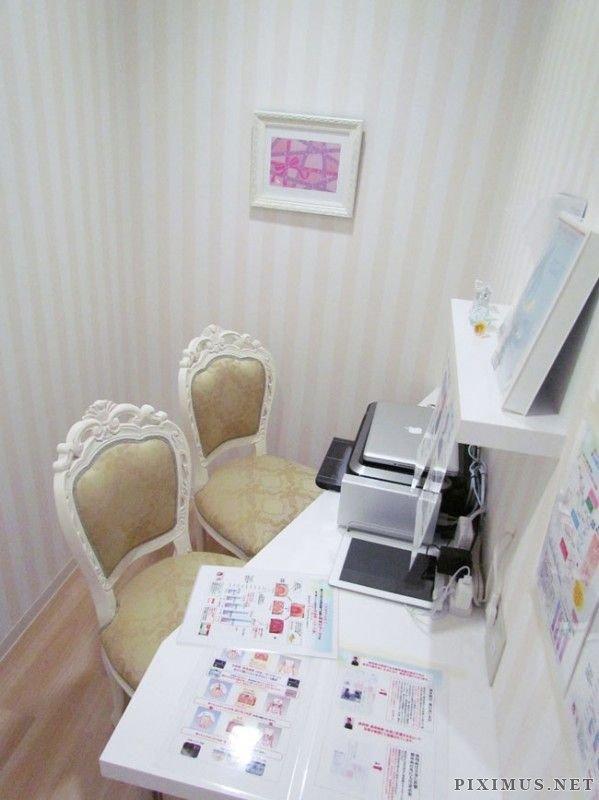 Hello Kitty Dental Clinic in Tokyo