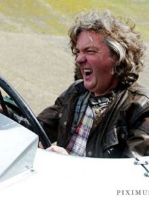 James May at work