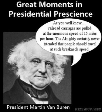 The Stupidest Things Said By Presidents