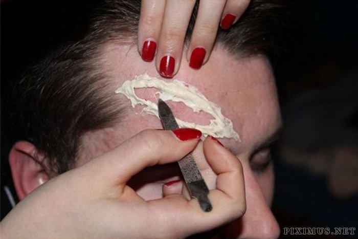 Homemade Wound Make-up
