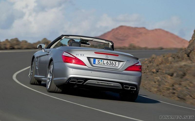 Mercedes-Benz SL 2012, part 2012