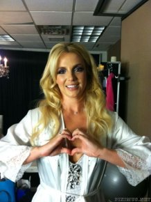 Britney Spears Twitpics