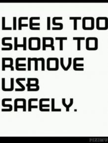 """Funniest """"Life's too short"""" Quotes"""