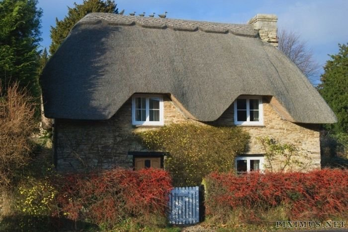 Thatch Roofs of the UK
