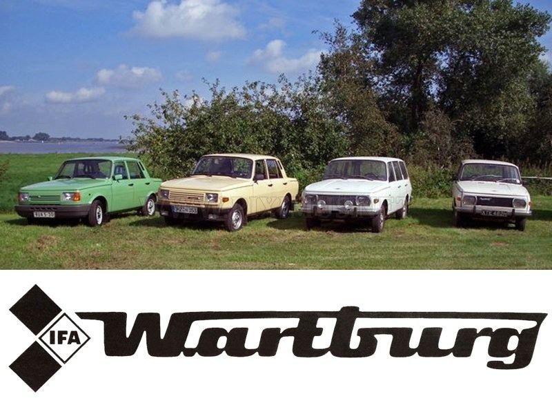 Brand History Wartburg or GDRs in a nutshell