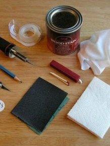 Self-Made Wax Seals
