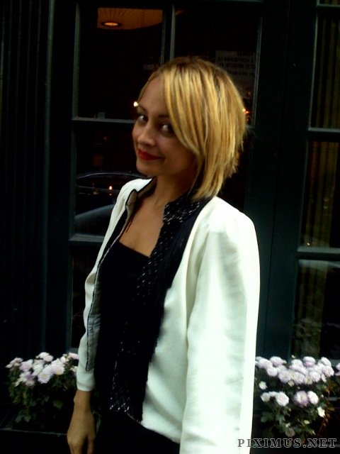 Nicole Richie Twitpics