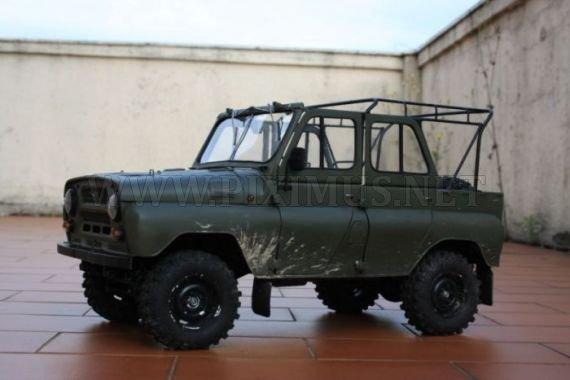 Mini UAZ