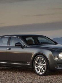 Bentley Mulsanne - Mulliner