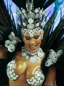 Carnival Samba Babes