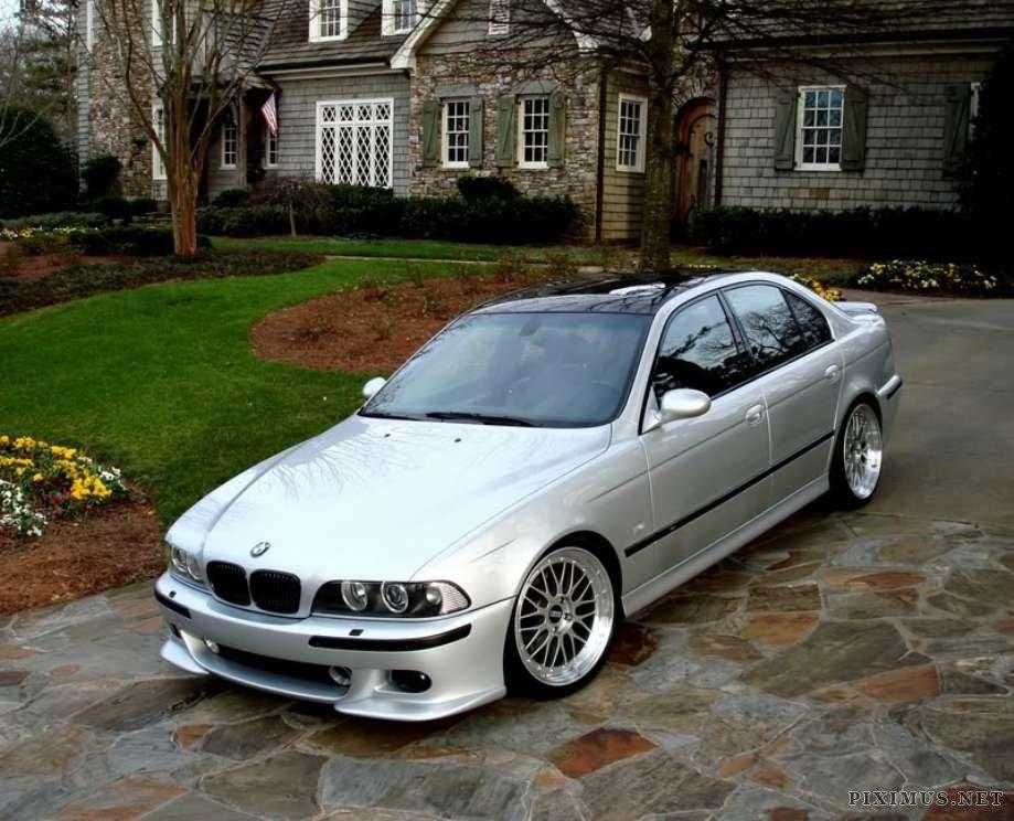 BMW M5, e39