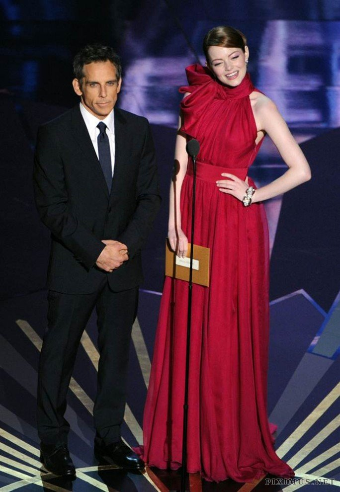 The awards ceremony of the American Academy Oscar 2012, part 2012