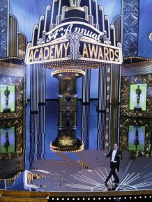 The awards ceremony of the American Academy Oscar 2012