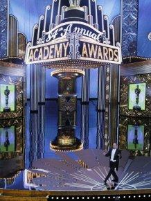 The awards ceremony of the American Academy Oscar 2012