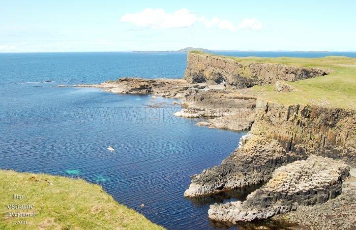 Incredible Pillar Island