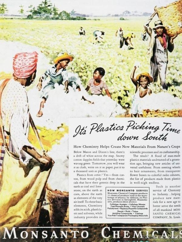 Racism In Vintage Ads
