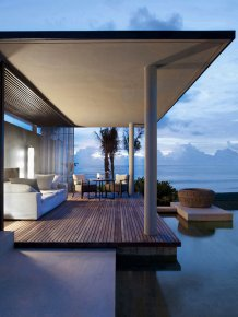 Tropical paradise Alila Villas Soori in Bali