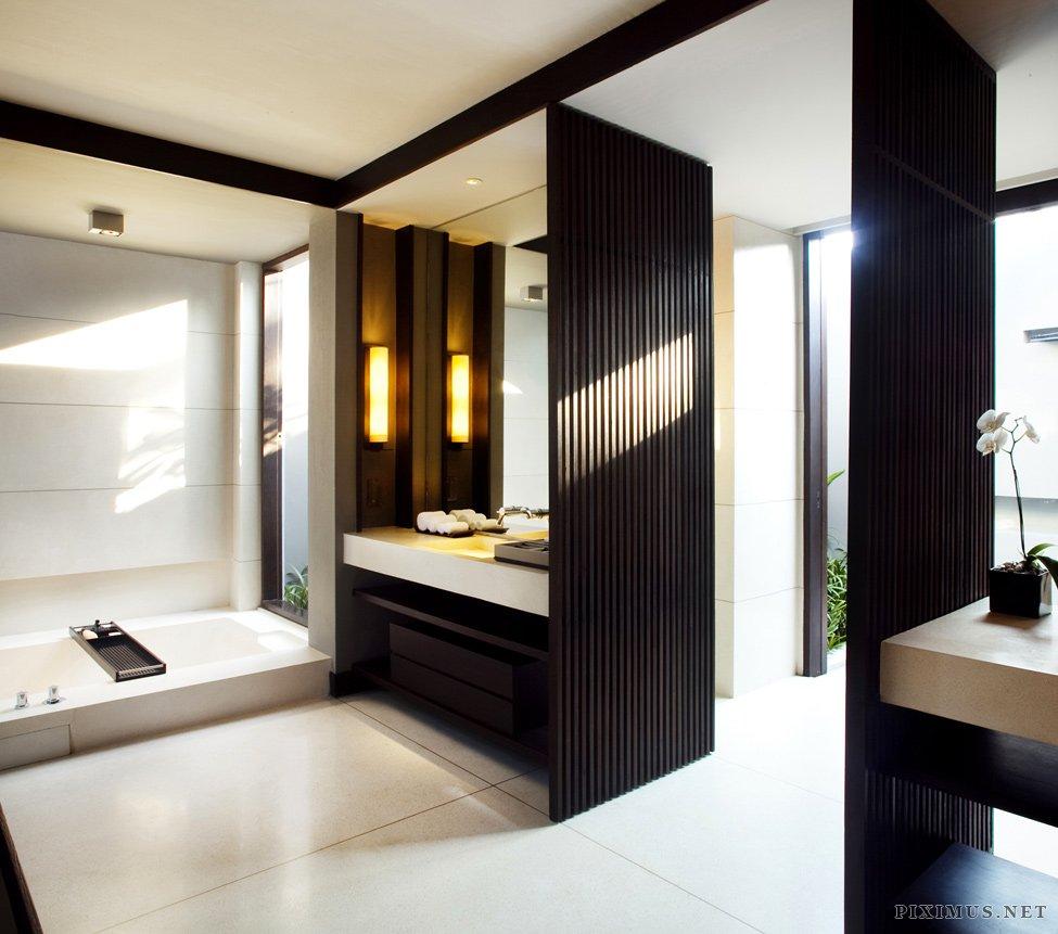 Tropical paradise Alila Villas Soori in Bali