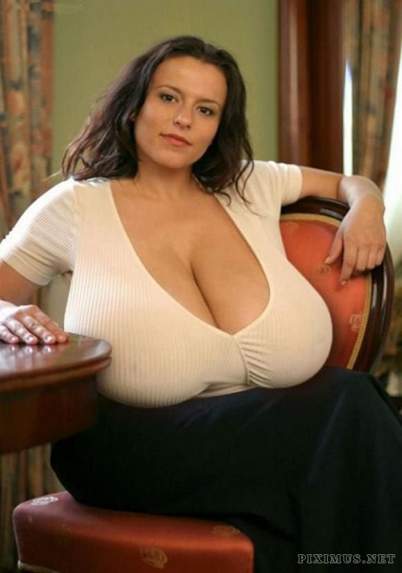Large breasted women