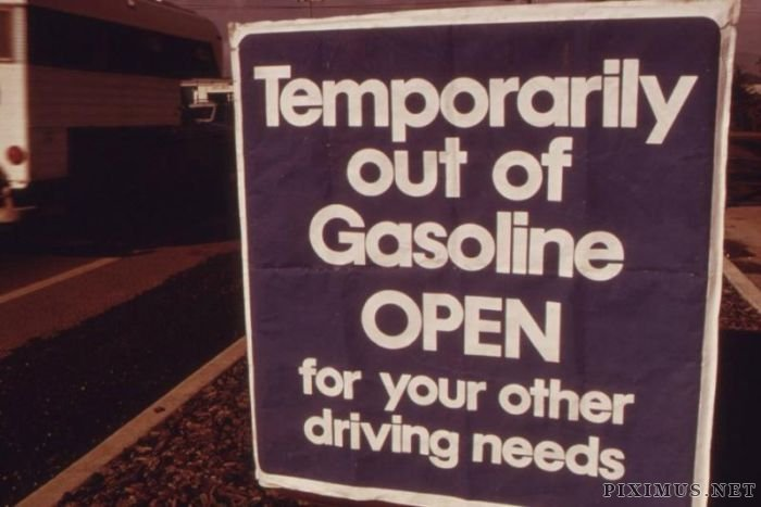 The USA During the 1973 Oil Crisis