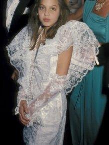Angelina Jolie At The Oscars